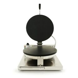 40cm-16 Heavy-duty Crepe Maker- Cook Crepe In 25sec -output 120/hour