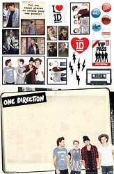 One Direction - Collage Poster