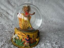 Disney The Lion King The Award Winning Musical Snow Globe. Pre Owned