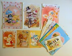 S. Danon 1987/88/89 Stationery Letter Set Vintage / 12 Paper Items / The 1980s