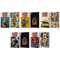 Official Action Man Classics Leather Book Wallet Case Cover For Apple Ipad