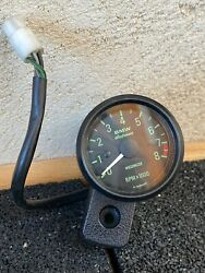 Bmw R80 R100 G/s Small Instrument Rev Counter
