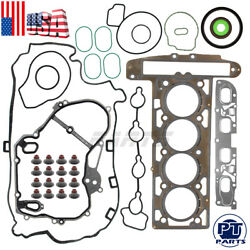 Head Gasket Set Hs54874 Fit For 2010-2017 Chevrolet Equinox Buick Gmc 2.4 L4