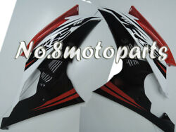 Fit For Yzf R6 08-16 Red White Black Abs Injection Left Right Side Fairings A12