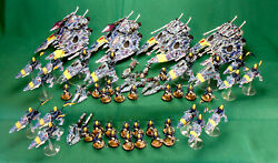 Eldar Alaitoc Army Core Painted By Johnnyjukey.