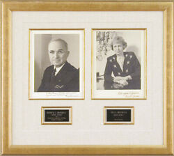 Harry S Truman - Collection With Bess W. Truman