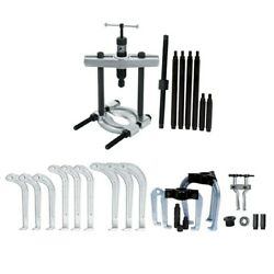 Sykes Hydraulic Internal Extractor Puller And Heavy Duty Separator Kit
