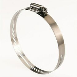 Tridon Tri-strength Clamp Stainless Steel Perforated 59mm - 83mm 10pk
