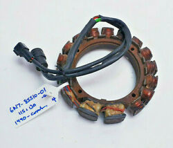 Yamaha Outboard Stator Assy 115 130 Hp 1990-2006 V4 Generator Stater Charge Coil
