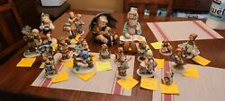 Goebel Hummel Figurines-great Condition. Purchase Together Or Individual.
