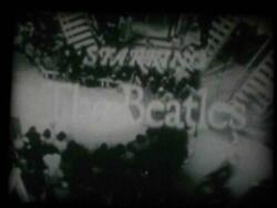 Itv Special Around The Beatles 1964 Super 8mm Film Blk And Wht On One 800ft Spool