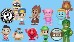 Funko Mystery Minis Ad Icons Specialty Series Vinyl Figures Your Choice