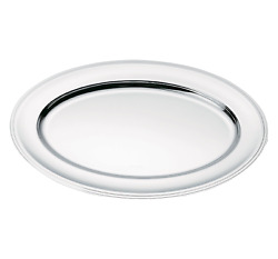 Albi By Christofle Silver-plated Oval Entrandeacutee Platter - 04114145