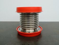 Conflat Flange, Ss, Flex Hose Assembly, Cf600, 1 Rotatable, 1 Non-rotatable, New