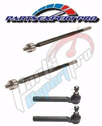 2009-2018 Toyota Corolla Steering Tie Rod End Inner And Outer Set Matrix 1.8l 2.4l