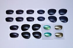 NEW OAKLEY LENSES LOT 11 PAIRS FIVES SQUARED 2.0 BLENDER CAVEAT DAISY CHAIN MORE $159.99