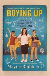 Autographed By Mayim Bialik Boying Up