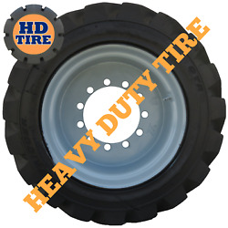 2 18-625 Otr Outrigger Foam Filled On 11 Hole Wheels Tire, 18625, 18x625 Tyre