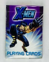 Bicycle X-men Wolverine Storm Cyclops Beast Marvel Playing Cards Deck Sealed