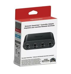 Nintendo Switch Super Smash Bros Ultimate Gamecube Controller Adapter Official