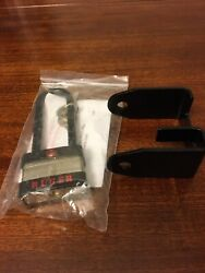Ruger 5035 Firearm Rifle Pistol Child Safety Padlock And Clamp Brand New