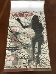 Amazing Spiderman 4 1st Silk 1:10 Variant In Unopened 4 Pack
