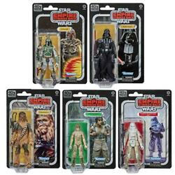 Star Wars Black Series 40th Anniversary Wave 3 Vintage Collection