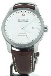 Bremont Solo Stainless Steel 43mm Solo/wh-si Full Set