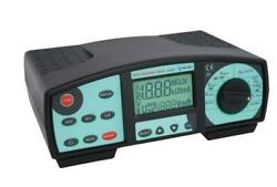 Metrel Mi 2088 Earth Insulation Tester 50m 50 Meters Earth Ground Resistance