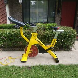 Star Trac Espinner 7200 Indoor Cycle Spinning Bicycle Bike