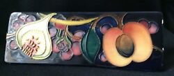 Moorcroft Queens Choice Advertising Toblerone 2001 Emma Bossons Mint