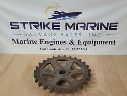 Twin Disc A-4632 Marine Transmission Spider Drive Ring 26 Outer Teeth