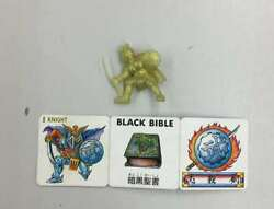 Lotte Shokugan Necros Fortress Ⅱ-night Vintage Toys Late 1980s Without Box Rare