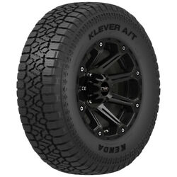 4-lt315/70r17 Kenda Klever A/t2 Kr628 121/118s E/10 Ply Bsw Tires