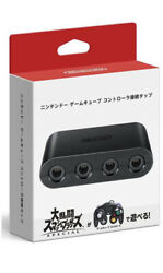 Official Nintendo Switch Gamecube Controller Adapter Super Smash Bros F/s Fromjp