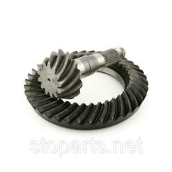 Jcb Crown Wheel And Pinion 458-70035 Backhoe Loader Compatible With Model 3cx