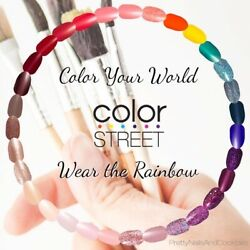 COLOR STREET Nail Strips End of Summer Sale Free Shipping Discounts