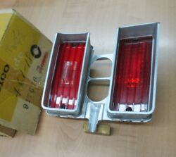 Nos 1970 Chevrolet Biscayne Bel-air Pass Side Taillamp Unit 917676