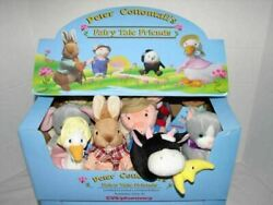 Plush 10 Peter Cottontailand039s Fairy Tale Friends 7 Soft Toys W/ Tags