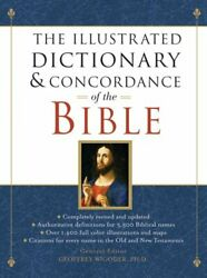 The Illustrated Dictionary And Concordance Of The Bible Book The Fast Free