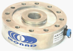 Strain Gauge Pancake Fatigue Rated Compression Load Cell