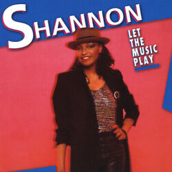 Shannon -  Let The Music Play - New Factory Sealed Cd