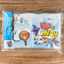 Up And Away Treat Boxes Lot Of 2 Packages With 6 In Each Package 12 Boxes