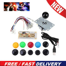 Arcade Diy Kit Wear-resistant Arcade Buttons Diy Kit For Fight Stick Mame