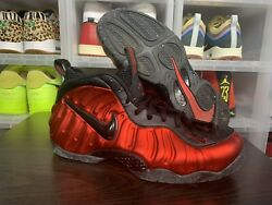 Air Foamposite Pro University Red 624041-604 Size 12 All Star Penny
