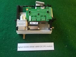 Agilent 6890 Cool-on-column Inlet Epc G1545-60500 Lightly Used