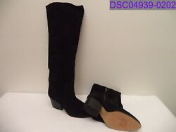 Size 10 Women Shoes Vince Camuto Knee High Riding Boots Black