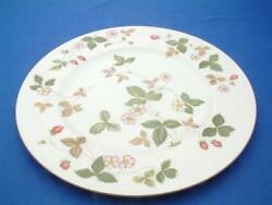 Wild Strawberry Fine China By Wedgewood Individual Dinner Plate