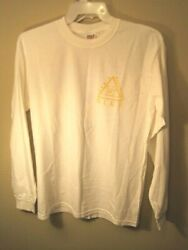 Indiana Jobs Daughters And Hike Knit Shirt Long Sleeve Size M -pre-shrunk Cotton