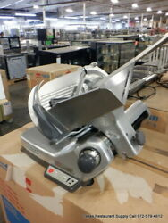 Hobart 3713 Commercial Semi-automatic Meat Slicer With 13 Blade